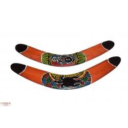**Boomerang Tortuga Doble Cara