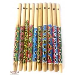 **Set de 10 Flautas...