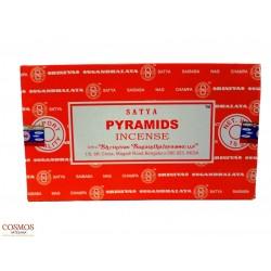 **Caja Varas Satya Pyramids...