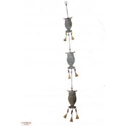 **Llamador de viento tres...