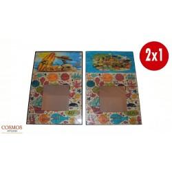 **2 X 1 Espejo Mosaico...