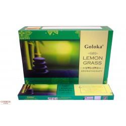 **Caja Varas Lemongrass...