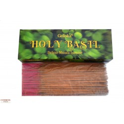 **Caja Varas Holy Basil...