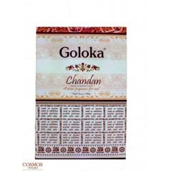 **Caja Varas Chandan Goloka...