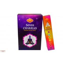 **Caja Varas Seven Chakras Sac
