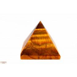 **Pirámide Mineral Ojo de...