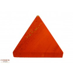 **Pirámide Mineral Jaspe 25mm