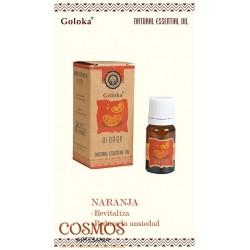 **Aceite esencial Naranja...