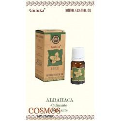**Aceite esencial Albahaca...