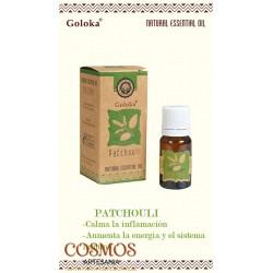 **Aceite esencial Patchouli...