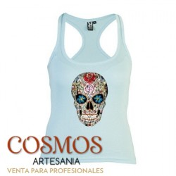 **A-44 Camiseta Mujer...