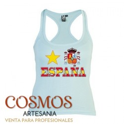 **A-47 Camiseta Mujer...