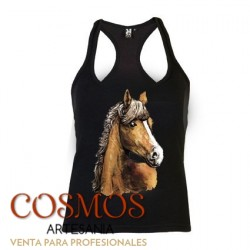 **A-17 Camiseta Mujer Busto...