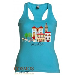 **A-19 Camiseta Mujer...