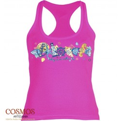 **A-25 Camiseta Mujer...