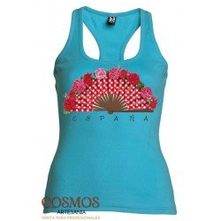 **A-28 Camiseta Mujer...
