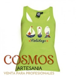 **A-33 Camiseta Mujer...