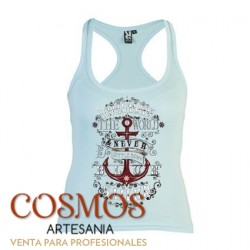**A-41 Camiseta Mujer The...