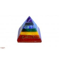 **Pirámide 7 chakras 35mm...