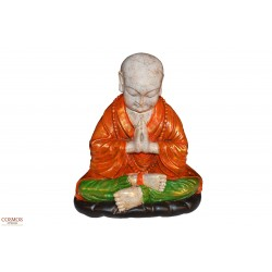 **Shaolin meditando 35cm