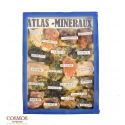**Atlas de minerales