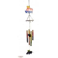 **Llamador de Viento Colores