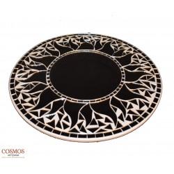 **Espejo Mosaico Sol 40cm