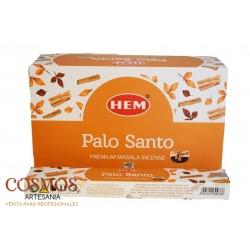 **Caja varas Palo Santo Hem...
