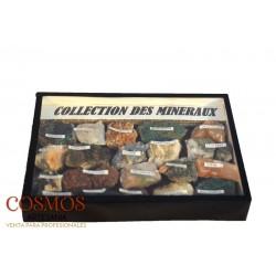 ** Colección de Minerales