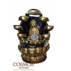 **Fuente Buda Dorada...