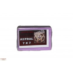 **Astral 7X7 Legítimo Jabón...