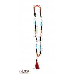 **Collar Malas Multicolor...