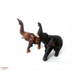 **Elefante en Madera...
