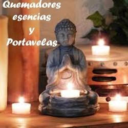 Portavelas, aromaterapia y...