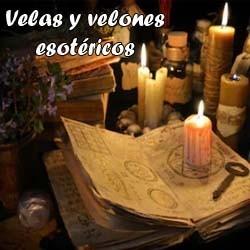 Velas y Velones Esotéricos