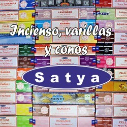 Distribuidor Inciensos Satya | Mayorista Inciensos al por mayor