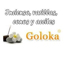 Inciensos y aceites Goloka