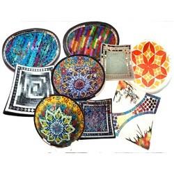 Comprar platos mosaicos | Decoración esotérica al por mayor