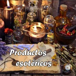 Productos Esotéricos