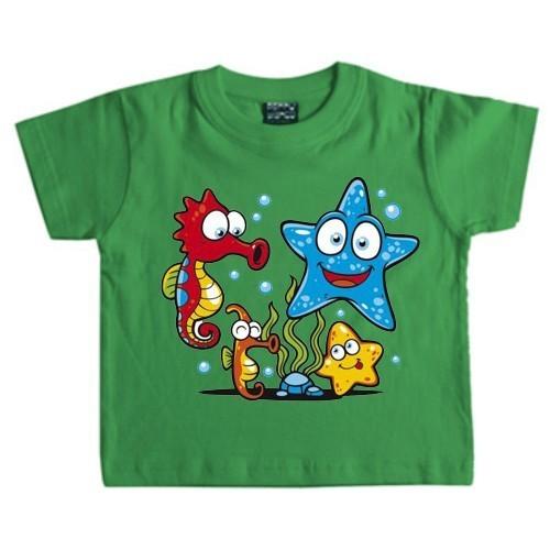 Camisetas Souvenirs Infantil