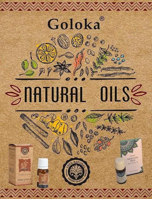 Aceites Goloka