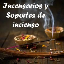 Incensarios-Soportes de incienso