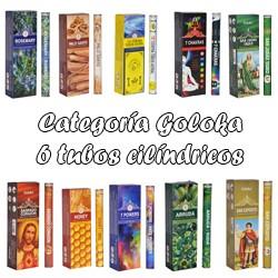 Categoría Goloka 6 tubos cilíndricos